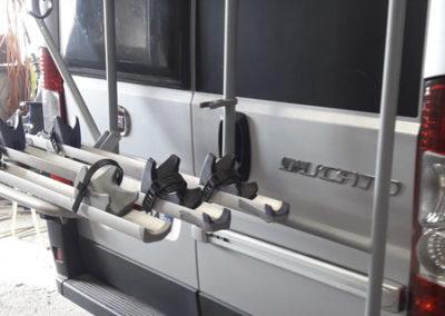 porte-velos pour DUCATO FIAT